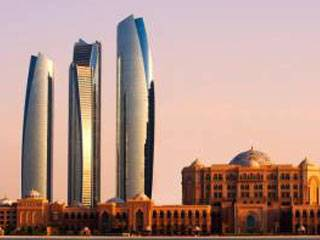 Hotels at Abu Dhabi