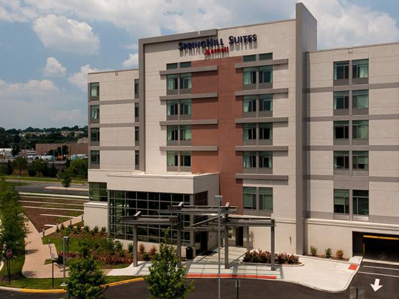 Spring Hill Suites Alexandria Southwest